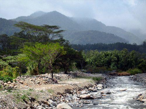 parque nacional La Amistad