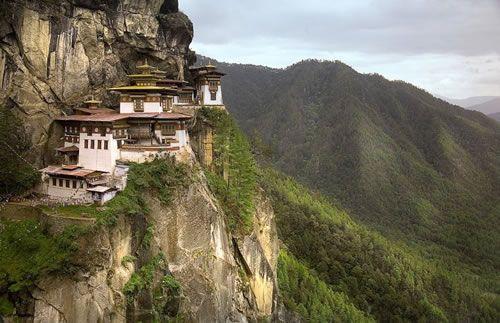 El Monasterio de Taktsang