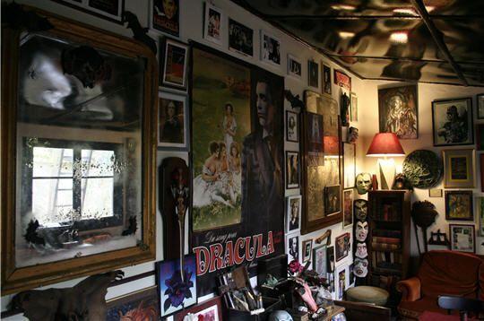 museo de los vampiros paris