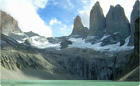 El parque nacional Torres del Paine