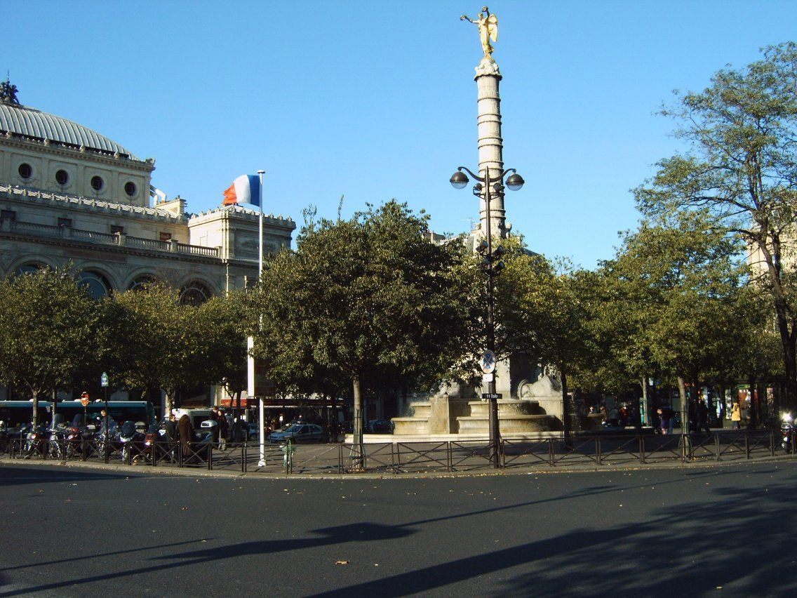 Plaza Chatelet