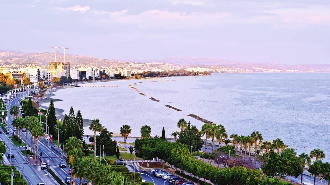 Limassol en Chipre